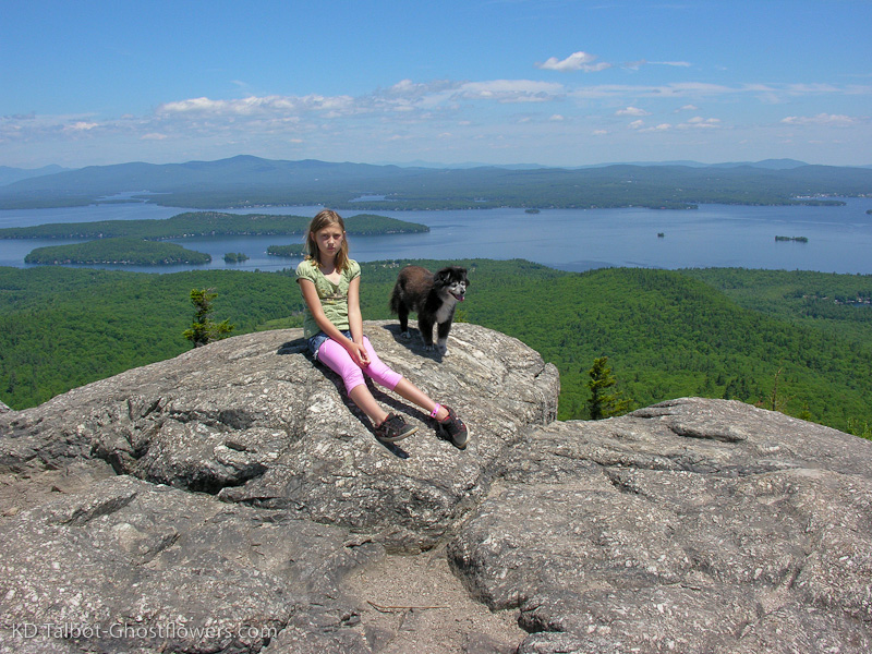 A Dream Becomes Reality on Mount Major 6/21/11